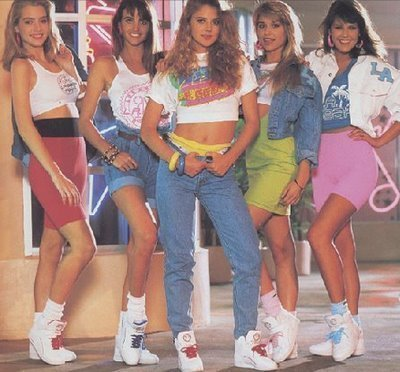 Top 10 Wild & Mad Fashion Trends of the 1980s | Fashion History | Scoop.it