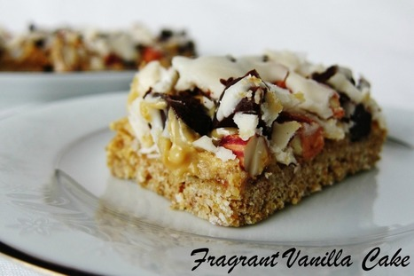 Raw 7 Layer Bars [Vegan, Gluten-Free] | Healthy Living Lifestyle | Scoop.it