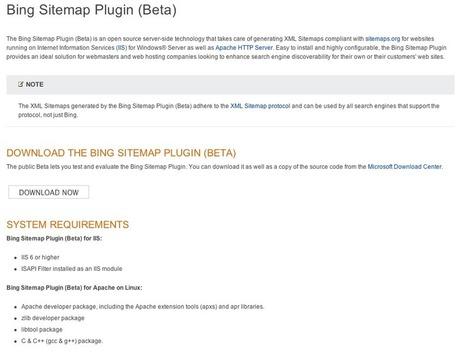 Nouveautés Bing : suggestions de requêtes et outil de création de Sitemap - Actualité Abondance | L'actualité Référencement, Community Management, DomaWEB - Solution Web & Marketing | Scoop.it