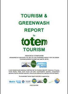 Tourism Certification: Greenwash Marketing Exposed | sustainable tourism | Scoop.it