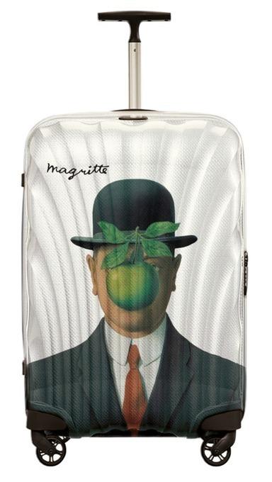 Samsonite rend hommage à René Magritte | Les Gentils PariZiens : style & art de vivre | Scoop.it