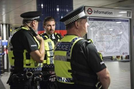 Police launch hate crime crackdown on Tube network | Criminology and Economic Theory | Scoop.it