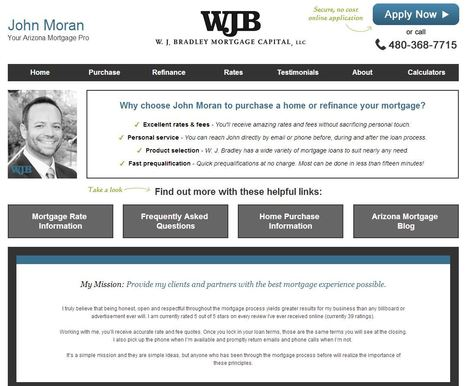 Arizona Mortgage Pro | Low Rates and Personal Service. | Arizona Mortgage Information | Scoop.it