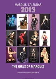 MARQUIS 56 – subscribe now and get calendar for free! | LFN - latex fetish news | Scoop.it