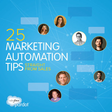 25 Marketing Automation Tips Straight From Sales | The Social Touch | Scoop.it