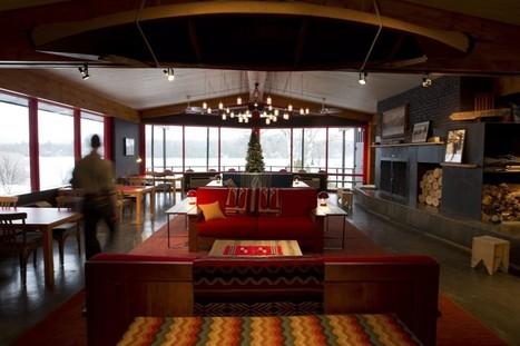 Un nouvel hôtel design à Lake Placid   Décoration: hôtels & restaurants   Scoop.it
