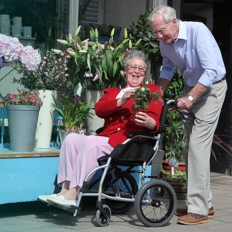 Keeping The Elderly Warm This Winter - Winter Fuel Allowance | Karma Mobility | Scoop.it