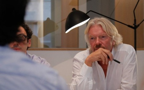 Productivity the Richard Branson way | Surviving Leadership Chaos | Scoop.it
