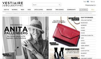 Condé Nast invests $20M in online luxury resale site | Key Media Insights | Scoop.it