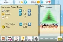 个人首个cocos2d-x开发的商业模拟<游戏: 现开源 | App Developer | Scoop.it