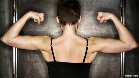 Female muscle, the Changing Politics & Economy of Gender, Women in Leadership | Harvard Trends | Scoop.it