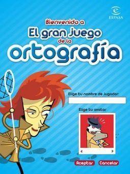 Aplicaciones educativas: Los Cazafaltas. El gran juego de la ortografía | Español para los más pequeños | Scoop.it