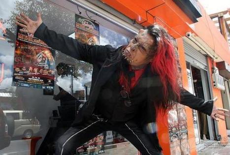 Caím, el diablo colombiano, está en Ecuador para mostrar lo que hay tras el arte de las modificaciones | ANDES | LA REVISTA CRISTIANA  DE GIANCARLO RUFFA | Scoop.it