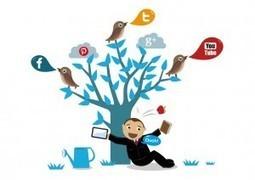 11 Easy Social Media Tips and Tricks | SocialMoMojo Web | Scoop.it