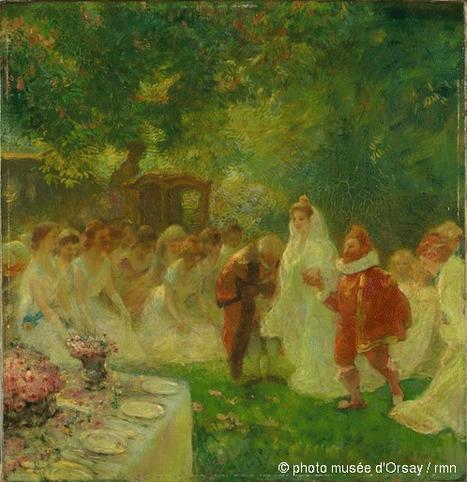 Musée d'Orsay: Le mariage de Riquet à la houppe | Theghost | Scoop.it