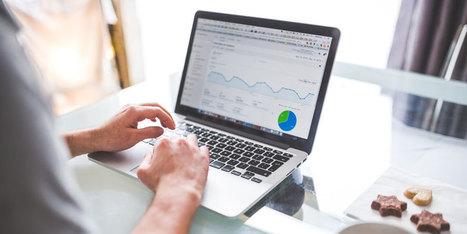 Comment mesurer le trafic et analyser de mon site internet One-Page   marketing digital   Scoop.it