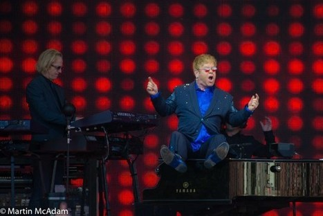 Sir Elton John – Meadowbank Sports Centre 25 June 2016 | edinburgh | Scoop.it