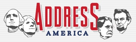 Address America | Social Studies Resources - Technology Lessons 4 Teachers | Scoop.it