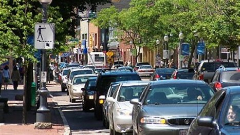 La pollution sonore dans nos municipalités | Place publique | La ville en mutation | Scoop.it