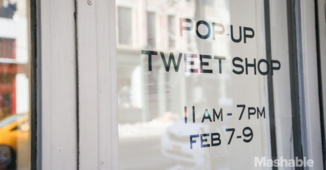Marc Jacobs Pop-Up Shop Takes Tweets, Instagrams for Payment | Social Media Marketing | Scoop.it