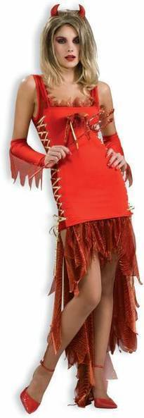 Whomever designed this costume is bound for hell… » A Succubi's ... | Hot Devil Babes | Scoop.it