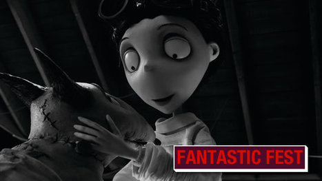 Frankenweenie Review - Fantastic Fest 2012 | Film School Rejects | Reviews and Trailers | Scoop.it