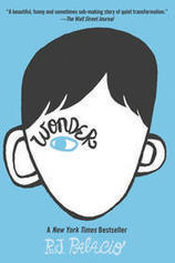McIver's Grant begins Junior Book Club with 'Wonder' this Monday | Tennessee Libraries | Scoop.it