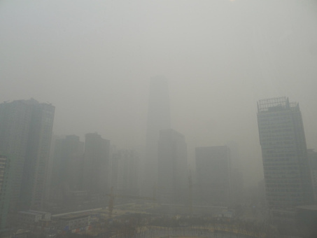China's Smog Is So Bad They're Now Calling It a 'Nuclear Winter' | TIME.com | IB Geography ISB | Scoop.it