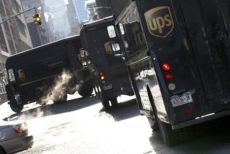 UPS credits e-commerce for shipping, revenue growth $UPS | e-tail & Retail Logistics and Supply Chain Intelligence | Scoop.it