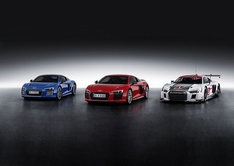 Audi Announced Innovative Technologies for Audi R8 | Magazine | Scoop.it