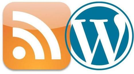 WordPress: how I added an RSS feed to a post, the whole story | Coding and beyond | Scoop.it
