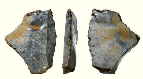 Paleolithic Tools Unearthed at U.S. Embassy in London - Sci-News.com | Archaeology News | Scoop.it