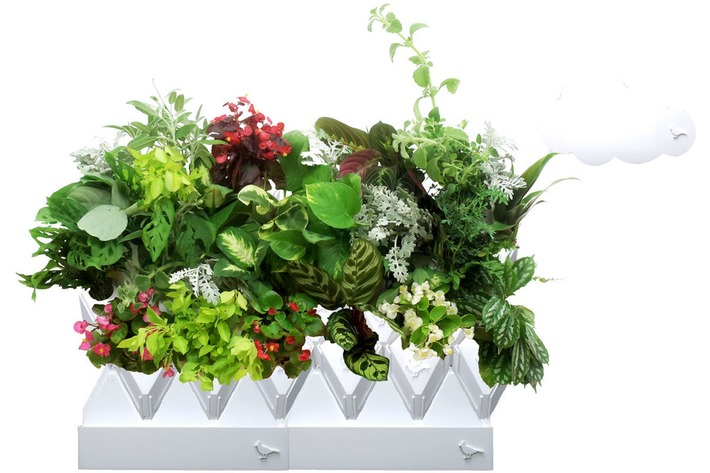Sensor-equipped plant pods take the guesswork out of indoor gardening | Garden apps for mobile devices | Scoop.it