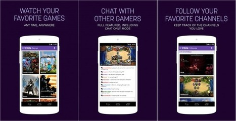 "L'application Twitch se refait une beauté et passe en version 3.0 | Veille Techno et Informatique ""AutreMent"" 