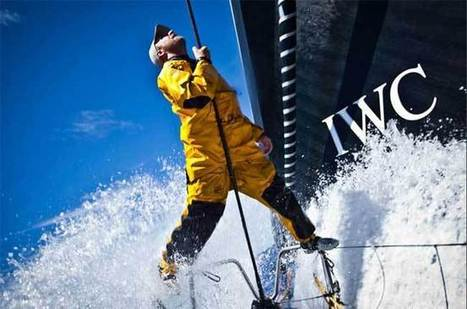 IWC et la Volvo Ocean Race : le partenariat se poursuit… | Montres et mktg | Scoop.it