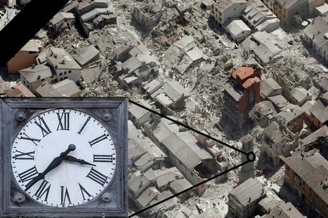 Terremoto Centro Italia | Dislessia e Tecnologia | Scoop.it