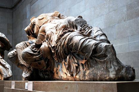 Los Mármoles de Elgin. | Historia de la moda a través de la historia del arte. | Scoop.it