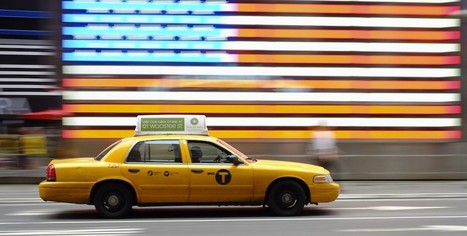 Newsonomics: Are local newspapers the taxi cabs of the Uber age? | New Journalism | Scoop.it