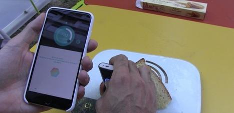 DietSensor, l'application qui permet de surveiller de près son alimentation | Produits de e-santé | Scoop.it