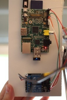 Personal gadgetry and side projects: Raspberry Pi Powered, Android Controlled, Tomcat Serviced, Remote Garage Door Opener (Whew!) | Arduino, Netduino, Rasperry Pi! | Scoop.it