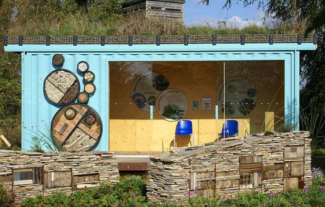 Rain Shelter + Habitat Walls | Flickr - Photo Sharing! | Top CAD Experts updates | Scoop.it