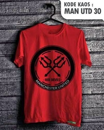 Kaos Distro Bola Manchester United GD 30 - Kaos Distro Bola | Jual Kaos dan Tas Bola Online Original | Kaos Distro Bola | Scoop.it