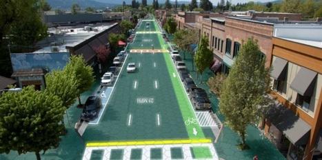 Et si les routes étaient d'immenses panneaux solaires ? | Techno & Science | Scoop.it