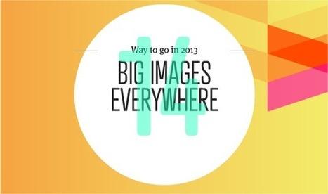 Las tendencias que el diseño interactivo nos depara este 2013 | tec2eso23 | Scoop.it