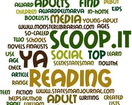 Reading and Books for YA | The future of the School Media Center | Scoop.it