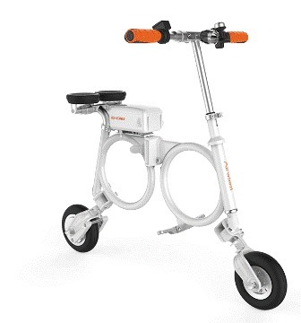 Charm of Airwheel Intelligent Self-Balancing Electric Scooter Review   Press Release   Scoop.it