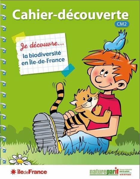 Le cahier-découverte sur la biodiversité   Bee'O Press   Scoop.it