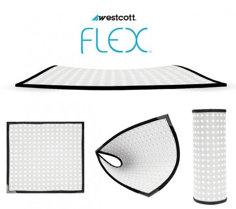 Westcott Flex: Bend Me, Shape Me, Any Way You Want To | DSLR video and Photography | Scoop.it