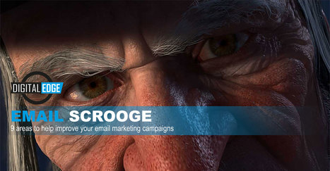 9 areas to help improve your Email Marketing Campaigns. | Digital Marketing & Web Design | Scoop.it