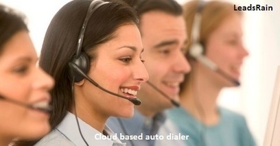 Cloud Based Auto Dialer is a perfect investment for the call centres | Cloud Based Auto Dialer | Scoop.it